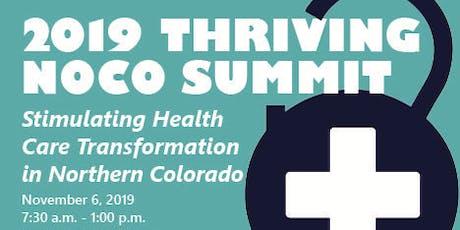2019 Thriving NOCO Summit tickets