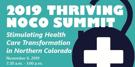 2019 Thriving NOCO Summit