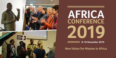 Africa Conference 2019 tickets
