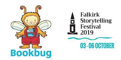 Falkirk Storytelling Festival 2019: Bookbug