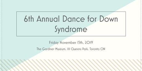 6th Annual Dance for Down Syndrome tickets