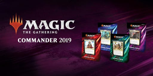Magic: Commander Weekend