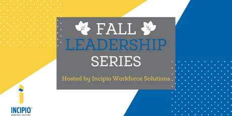 Fall Leadership Series tickets
