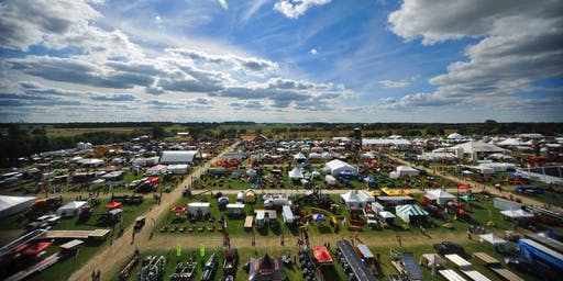 Canada's Outdoor Farm Show Media Preview Day
