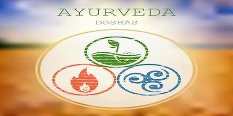 Ayurvedic Eating & Yoga 3 Week Series tickets