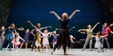 Family Dance Workshop with English National Ballet tickets