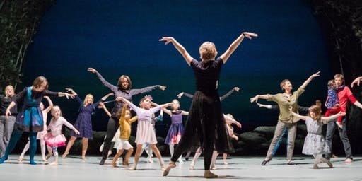 Family Dance Workshop with English National Ballet