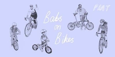 Babs on Bikes
