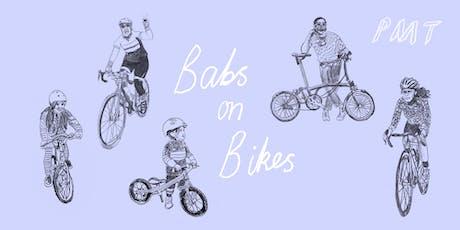 Babs on Bikes tickets