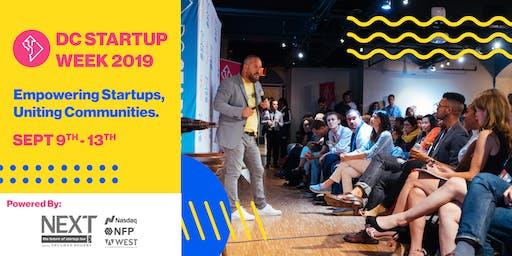 DC Startup Week 2019