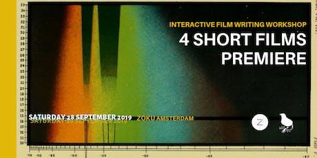 4 Short Films Premiere tickets