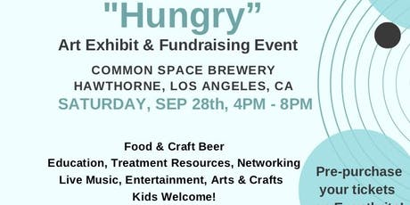 Hungry: raising hope, advocacy, and awareness for recovery tickets