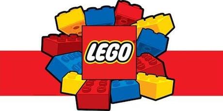 Nuneaton Library Lego Club, September - December 2019 tickets