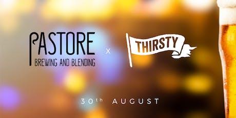 Meet: Pastore Brewing & Blending  tickets