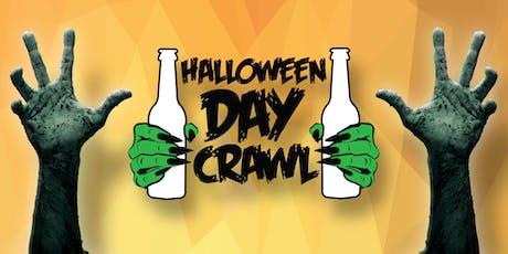 Halloween DAY Crawl - Sat. Oct. 26th in River North - Chicago tickets