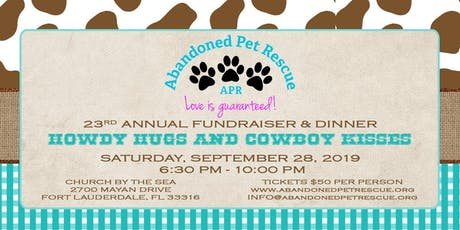Hugs & Kisses 23rd Annual Fundraiser and Dinner tickets