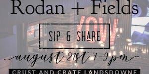Rodan + Fields® Business Presentation Event Featuring...