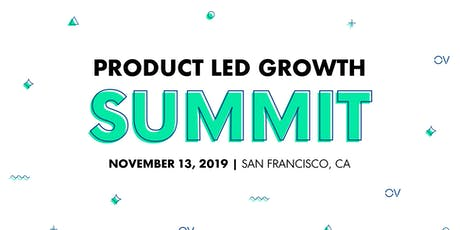 Product Led Growth Summit tickets