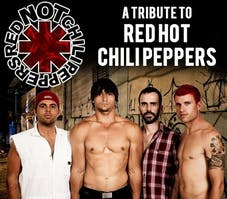 Red Hot Chili Peppers Tribute - Red NOT Chili Peppers
