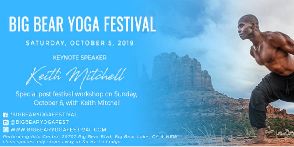 Big Bear California Map Google.Big Bear Yoga Festival 2019 Tickets Sat Oct 5 2019 At 8 30 Am