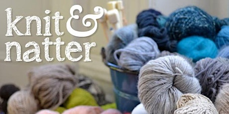 Hesters Way Library - Knit & Natter tickets