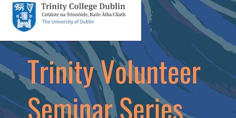 Volunteer Lunchtime Seminar Series: Overseas Volunteering tickets
