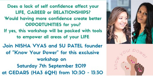 Empower Yourself - Confidence and Self Esteem Workshop