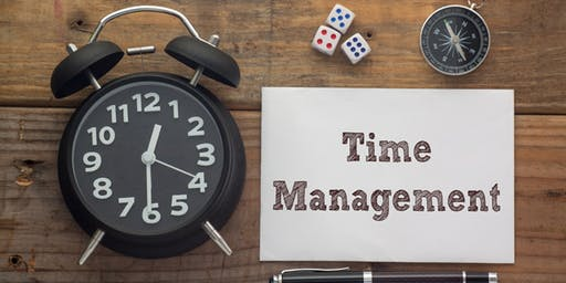 Time Management Workshop:  Scheduling Your Big Rocks