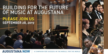 Building for the Future of Music at Augustana tickets