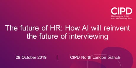 The future of HR: How AI will reinvent the future of interviewing tickets