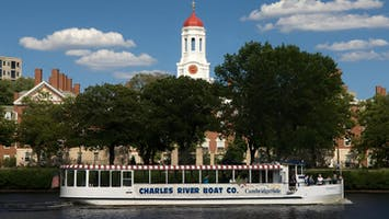Charles River Sightseeing Cruise