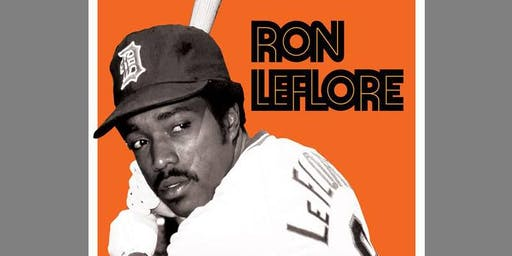 Ron LeFlore Appearance and Film Screening