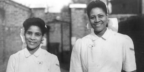 Black Nurses in Britain before Windrush tickets