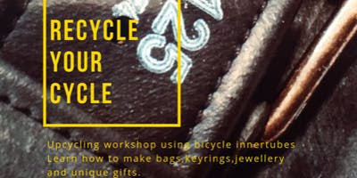 Recycle your cycle! Make your own Last Minute Eco Conscious Christmas Gifts