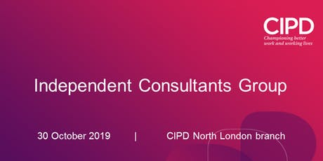 Independent Consultants Group tickets