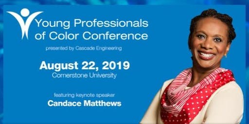 Young Professionals of Color Conference 2019 - Afterglow BL²ENDer