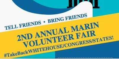 2nd Annual Marin Volunteer Fair