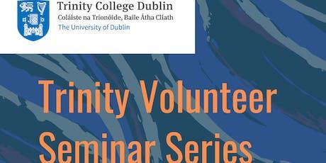 Volunteer Afternoon Seminar Series: Sports tickets