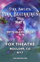 PINK SWEAT$ - PINK BEGINNINGS TOUR PART 2