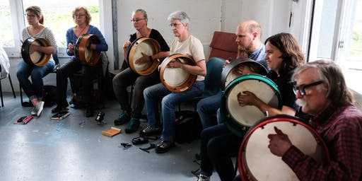 Toledo Irish American Club Presents:Bodhran Workshop with Elizabeth Collins