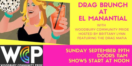Drag Brunch at El Manatial tickets