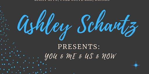 Book Release Party - Ashley Schantz, Local Author