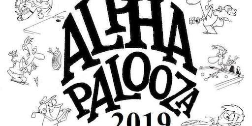 Alphapalooza 2019