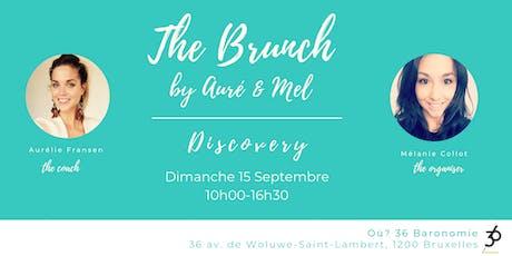The Brunch by Auré & Mél #2 Discovery billets