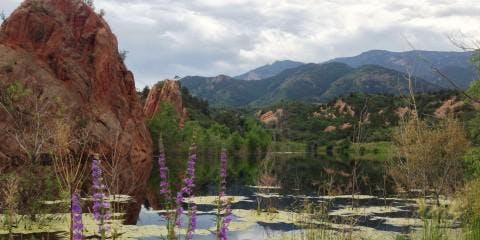 Red Rock Canyon hike w/Generation Wild of the Pikes Peak Region