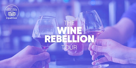 The Brighton Wine Rebellion Tour tickets