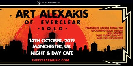 Art Alexakis (Night and Day, Manchester) tickets