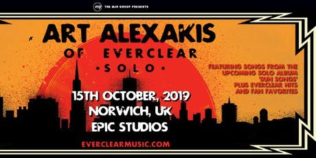 Art Alexakis (Epic TV Studios, Norwich) tickets