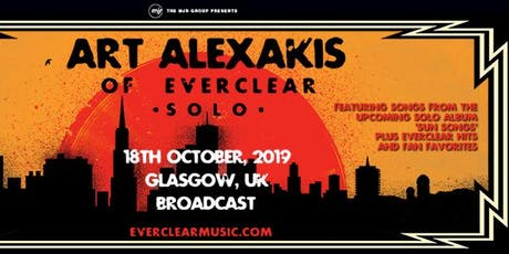 Art Alexakis (Broadcast, Glasgow) tickets