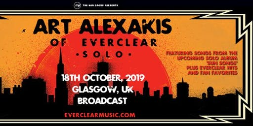 Art Alexakis (Broadcast, Glasgow)
